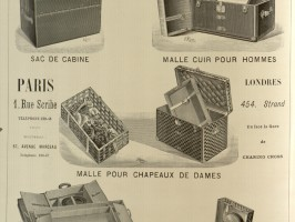 History of Louis Vuitton 1854-1939
