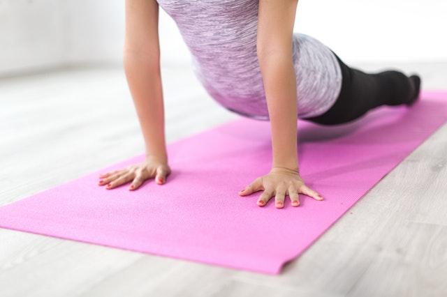 Balance body exercise